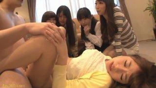 Ai Asakura and Friends in Hog Not Even Eldest Daughter Part1